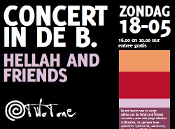 Hellah and Friends Berlage, Eindhoven