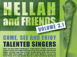 Hellah and Friends Volume 3.1